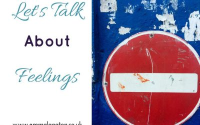 Let's Talk About… Feelings
