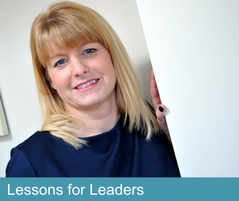 Lessons for Leaders 0: New Podcast