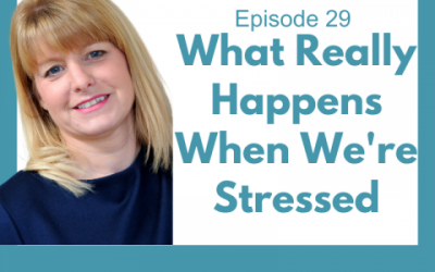 Lessons for Leaders 29: What Really Happens When We're Stressed