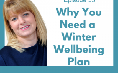 Lessons for Leaders 33: Why You Need a Winter Wellbeing Plan