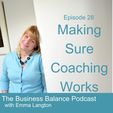 BBP28 Making Sure Coaching Works