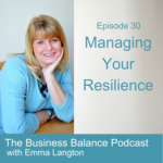 BBP30 Managing Your Resilience