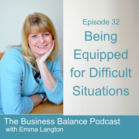 BBP32 Being Equipped for Difficult Situations with Nicola Richardson