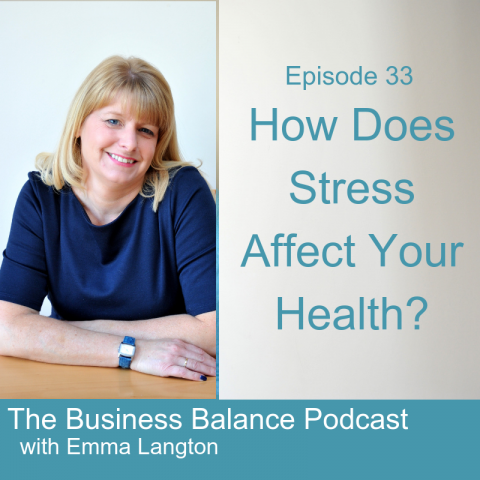 BBP33 How Does Stress Affect Your Health?