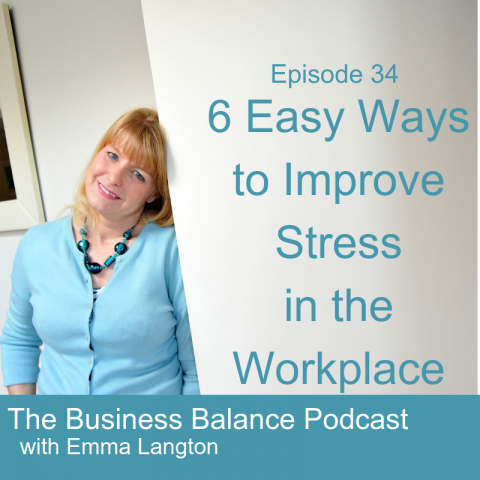 BBP34 Stress in the Workplace