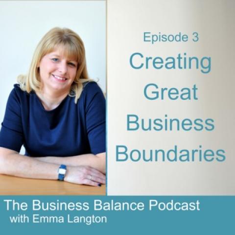 BBP4 Creating Great Business Boundaries