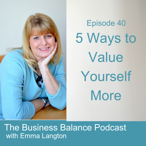 BBP40 5 Ways to Value Yourself More