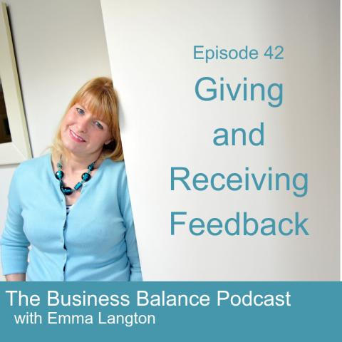 BBP42 Giving & Receiving Feedback