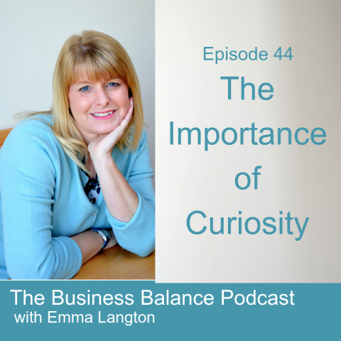 BBP44 The Importance of Curiosity