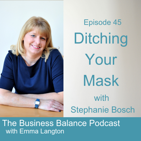 BBP45 Ditching Your Mask