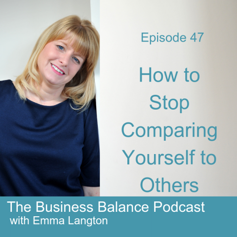 BBP47 Stop Comparing Yourself to Others