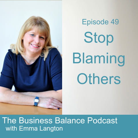 BBP49 Stop Blaming Others