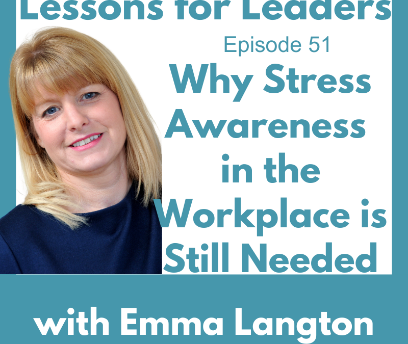 Why Stress Awareness is Still Needed